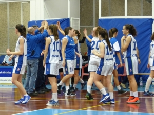 Serie B femminile, Interclub pronta per i play-off
