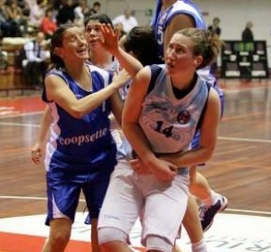 Under 19 femminile, Sgt debacle a Latina